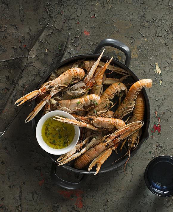 Langoustines, Sligro, Immediate, shellfish