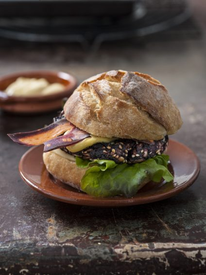 Pulp burger, jamie magazine
